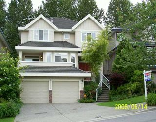 "Photo 1: 1706 PADDOCK DR in Coquitlam: Westwood Plateau House for sale in ""WESTWOOD PLATEAU"" : MLS®# V596828"