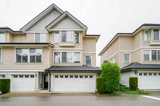 "Photo 1: 17 8383 159 Street in Surrey: Fleetwood Tynehead Townhouse for sale in ""Avalon Woods"" : MLS®# R2468158"