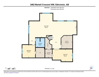 Photo 48: 2462 MARTELL Crescent in Edmonton: Zone 14 House for sale : MLS®# E4206035