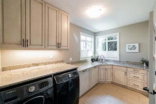 Photo 25: 2462 MARTELL Crescent in Edmonton: Zone 14 House for sale : MLS®# E4206035