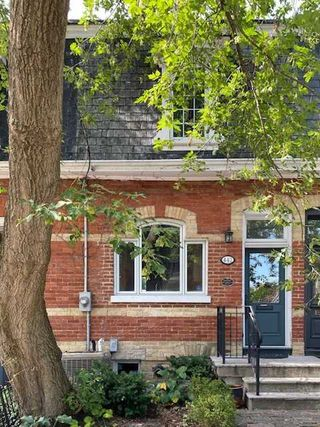 Photo 1: 442 Sumach Street in Toronto: Cabbagetown-South St. James Town House (2-Storey) for lease (Toronto C08)  : MLS®# C4903376