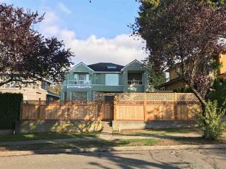 Main Photo: 1523 W 59TH AVENUE in Vancouver: House for sale : MLS®# R2496262
