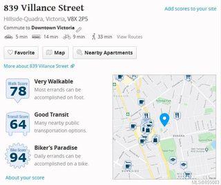 Photo 33: 839 Villance St in : Vi Mayfair Half Duplex for sale (Victoria)  : MLS®# 855083