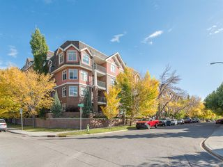 Photo 2: 308 2320 Erlton Street SW in Calgary: Erlton Apartment for sale : MLS®# A1038962
