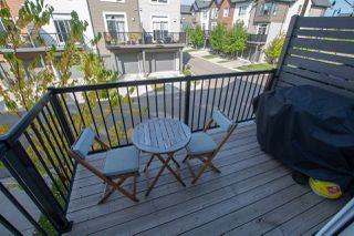 Photo 6: 113 2560 PEGASUS Boulevard in Edmonton: Zone 27 Townhouse for sale : MLS®# E4217813