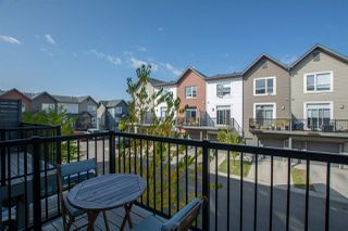 Photo 7: 113 2560 PEGASUS Boulevard in Edmonton: Zone 27 Townhouse for sale : MLS®# E4217813