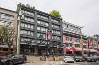 "Photo 1: 605 1155 MAINLAND Street in Vancouver: Yaletown Condo for sale in ""Del Prado"" (Vancouver West)  : MLS®# R2518362"
