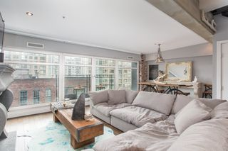 "Photo 6: 605 1155 MAINLAND Street in Vancouver: Yaletown Condo for sale in ""Del Prado"" (Vancouver West)  : MLS®# R2518362"