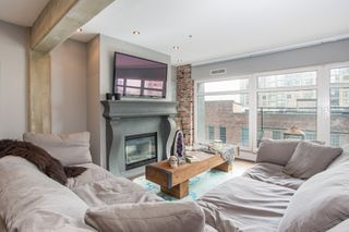 "Photo 4: 605 1155 MAINLAND Street in Vancouver: Yaletown Condo for sale in ""Del Prado"" (Vancouver West)  : MLS®# R2518362"