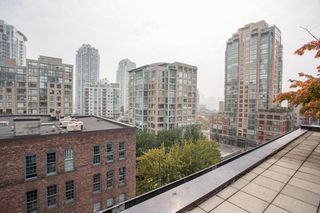 "Photo 22: 605 1155 MAINLAND Street in Vancouver: Yaletown Condo for sale in ""Del Prado"" (Vancouver West)  : MLS®# R2518362"