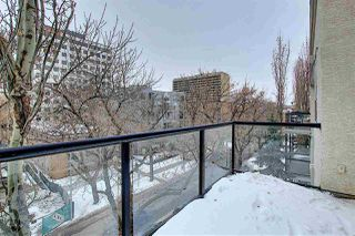 Photo 43: 413 10033 110 Street in Edmonton: Zone 12 Condo for sale : MLS®# E4223211