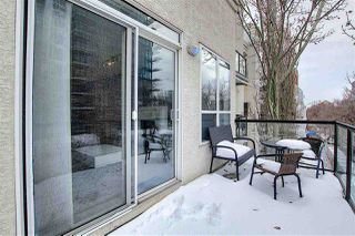Photo 42: 413 10033 110 Street in Edmonton: Zone 12 Condo for sale : MLS®# E4223211
