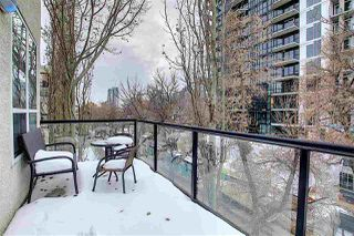 Photo 41: 413 10033 110 Street in Edmonton: Zone 12 Condo for sale : MLS®# E4223211