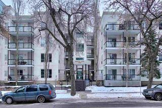 Photo 38: 413 10033 110 Street in Edmonton: Zone 12 Condo for sale : MLS®# E4223211