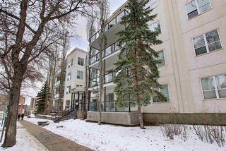 Photo 37: 413 10033 110 Street in Edmonton: Zone 12 Condo for sale : MLS®# E4223211