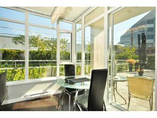 """Photo 5: # 201 2055 YUKON ST in Vancouver: Mount Pleasant VW Condo for sale in """"MONTREUX"""" (Vancouver West)  : MLS®# V846131"""
