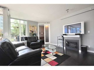 "Photo 2: # 201 2055 YUKON ST in Vancouver: Mount Pleasant VW Condo for sale in ""MONTREUX"" (Vancouver West)  : MLS®# V846131"
