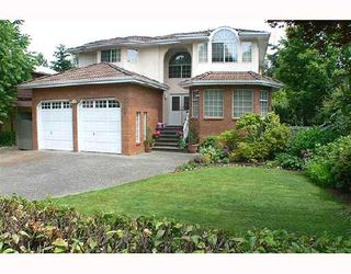 Main Photo: 1252 DUTHIE Avenue in Burnaby: Simon Fraser Univer. House for sale (Burnaby North)  : MLS®# V655835