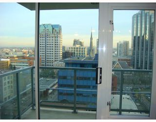 """Main Photo: # 1311 610 GRANVILLE ST in Vancouver: Downtown VW Condo for sale in """"THE HUDSON"""" (Vancouver West)  : MLS®# V751621"""