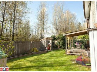 "Photo 1: 3259 268TH ST in Langley: Aldergrove Langley House for sale in ""Parkside"" : MLS®# F1105855"