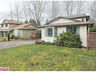 "Photo 2: 3259 268TH ST in Langley: Aldergrove Langley House for sale in ""Parkside"" : MLS®# F1105855"