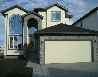 Photo 1: : Chestermere Residential Detached Single Family for sale : MLS®# C3247436