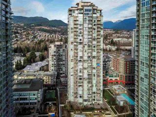 "Photo 1: 905 2968 GLEN Drive in Coquitlam: North Coquitlam Condo for sale in ""Grand Central II"" : MLS®# R2435722"