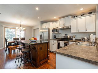"""Photo 6: 39 36169 LOWER SUMAS MTN Road in Abbotsford: Abbotsford East Townhouse for sale in """"Junction Creek"""" : MLS®# R2437633"""