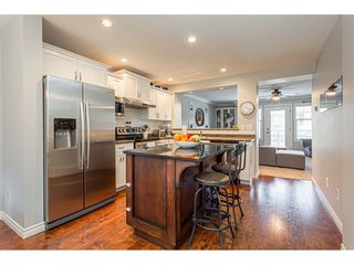 """Photo 8: 39 36169 LOWER SUMAS MTN Road in Abbotsford: Abbotsford East Townhouse for sale in """"Junction Creek"""" : MLS®# R2437633"""