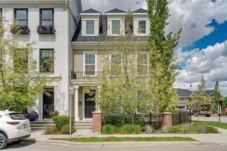 Main Photo: 132 VICTORIA CROSS Boulevard SW in Calgary: Currie Barracks Row/Townhouse for sale : MLS®# C4301242
