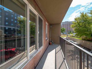 Photo 17: 211 11025 JASPER Avenue in Edmonton: Zone 12 Condo for sale : MLS®# E4206468