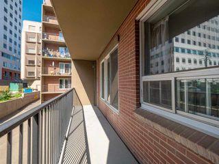 Photo 16: 211 11025 JASPER Avenue in Edmonton: Zone 12 Condo for sale : MLS®# E4206468