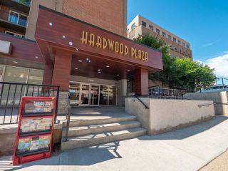 Photo 21: 211 11025 JASPER Avenue in Edmonton: Zone 12 Condo for sale : MLS®# E4206468