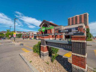 Photo 20: 211 11025 JASPER Avenue in Edmonton: Zone 12 Condo for sale : MLS®# E4206468