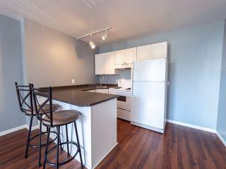 Photo 5: 211 11025 JASPER Avenue in Edmonton: Zone 12 Condo for sale : MLS®# E4206468