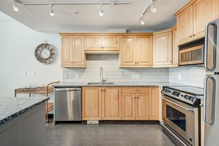 Photo 4: 408 630 10 Street NW in Calgary: Sunnyside Apartment for sale : MLS®# A1027262