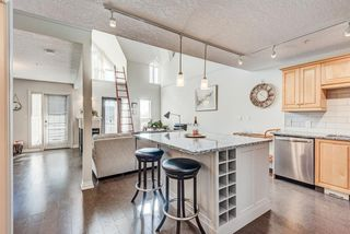 Photo 6: 408 630 10 Street NW in Calgary: Sunnyside Apartment for sale : MLS®# A1027262