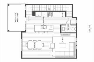 Photo 9: 31 7979 152 Street in Surrey: Fleetwood Tynehead Townhouse for sale : MLS®# R2490755