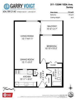 "Photo 23: 311 13344 102A Avenue in Surrey: Whalley Condo for sale in ""The Village"" (North Surrey)  : MLS®# R2500730"
