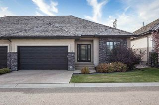 Photo 1: 4 4058 Mactaggart Drive in Edmonton: Zone 14 House Half Duplex for sale : MLS®# E4215615