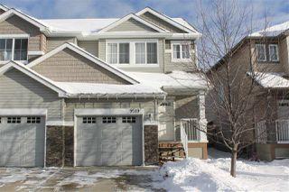 Main Photo: 9519 SIMPSON Court in Edmonton: Zone 14 House Half Duplex for sale : MLS®# E4221570