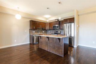 Photo 4: 409 10530 56 Avenue in Edmonton: Zone 15 Condo for sale : MLS®# E4224103