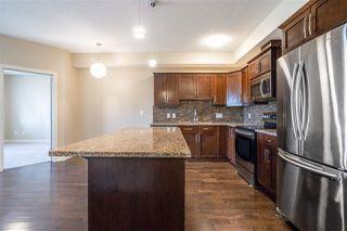 Photo 6: 409 10530 56 Avenue in Edmonton: Zone 15 Condo for sale : MLS®# E4224103