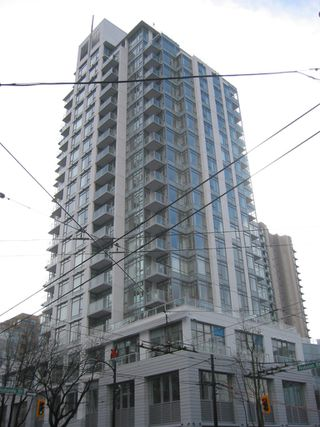 Photo 1: 1501-480 Robson Street in Vancouver: Downtown Condo for sale (Vancouver West)