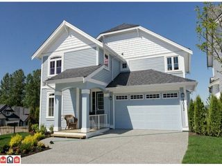 "Photo 1: 7013 178th Street in Surrey: Cloverdale BC House for sale in ""SADDLE CREEK AT PROVINCETON"" : MLS®# F1014813"