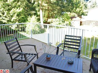 "Photo 8: 4060 202A ST in Langley: Brookswood Langley House for sale in ""BROOKSWOOD"" : MLS®# F1014092"