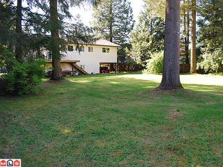 "Photo 10: 4060 202A ST in Langley: Brookswood Langley House for sale in ""BROOKSWOOD"" : MLS®# F1014092"
