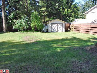 "Photo 9: 4060 202A ST in Langley: Brookswood Langley House for sale in ""BROOKSWOOD"" : MLS®# F1014092"