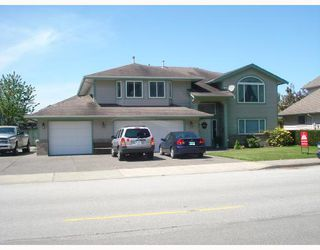 Main Photo: 12709 228TH Street in Maple_Ridge: East Central House for sale (Maple Ridge)  : MLS®# V703833