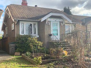 Photo 2: 716 CASSIAR Street in Vancouver: Renfrew VE House for sale (Vancouver East)  : MLS®# R2428686